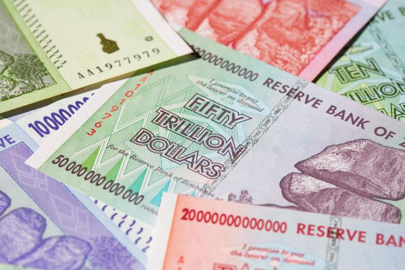 banknotes photo stock