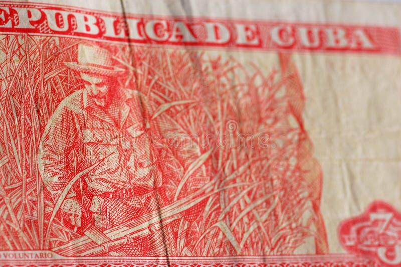 banknotu che cuban guevara zdjęcie stock
