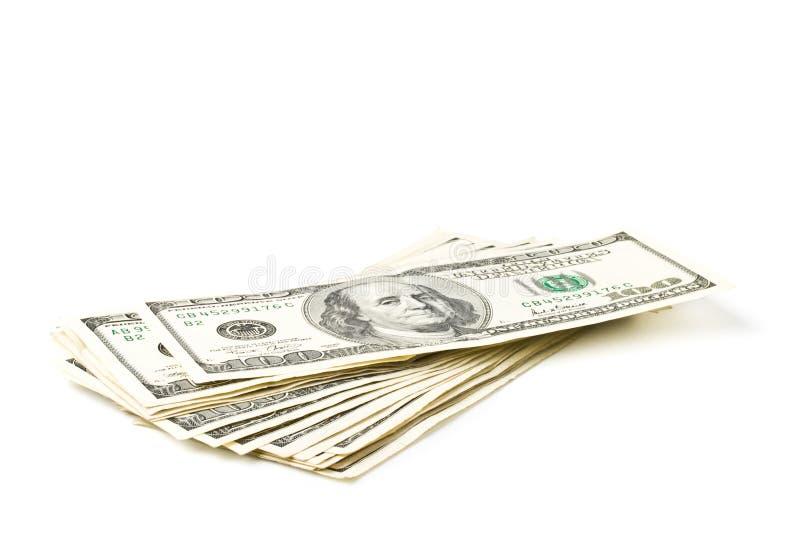 banknoty dolarowi zdjęcia royalty free