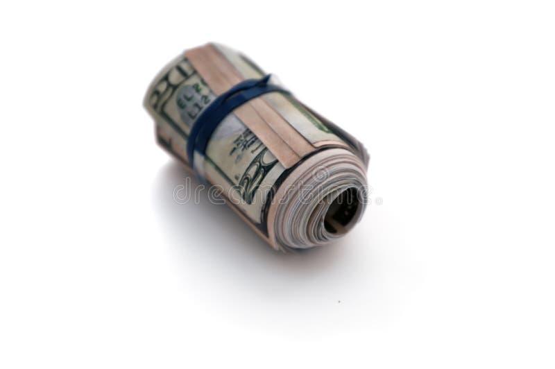Bankroll falso fotografia stock libera da diritti