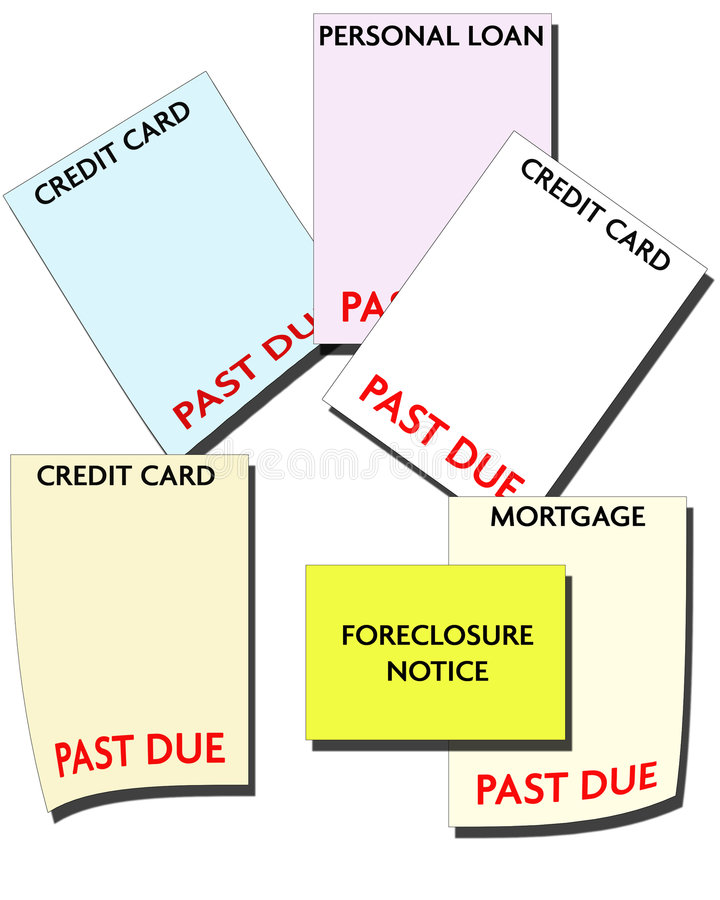 Download Bankruptcy - Consumer Debt Stock Photo - Image: 658210