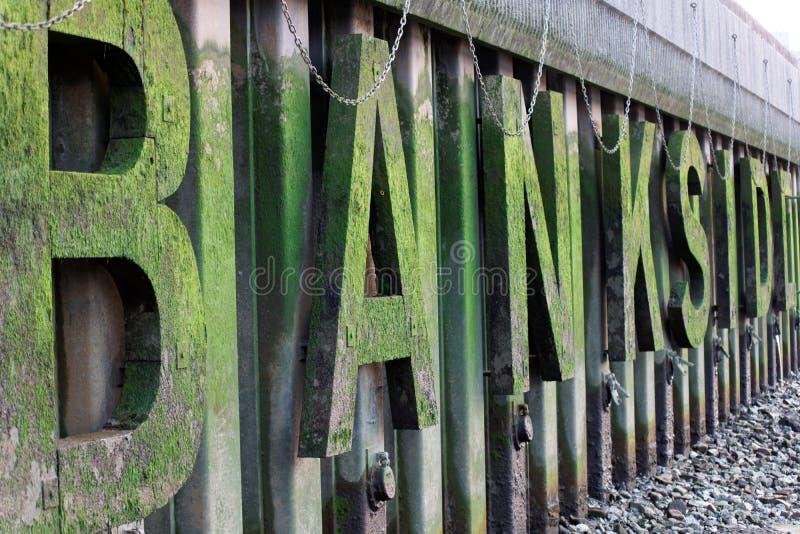 Bankside de Londres images libres de droits