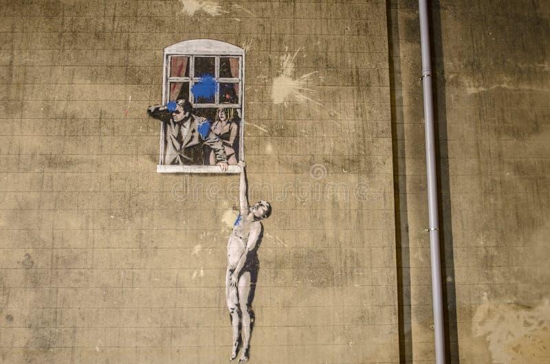 Banksy 库存图片