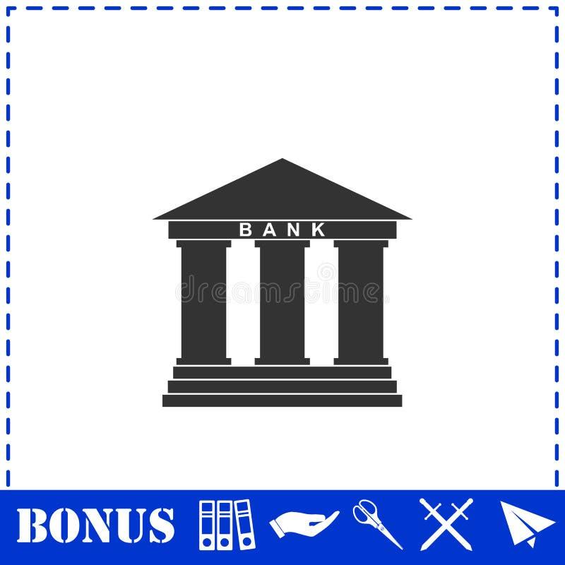 Banksymbolsl?genhet stock illustrationer