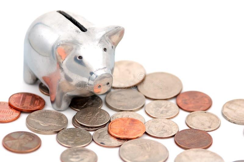 Bankverkehr lizenzfreies stockbild