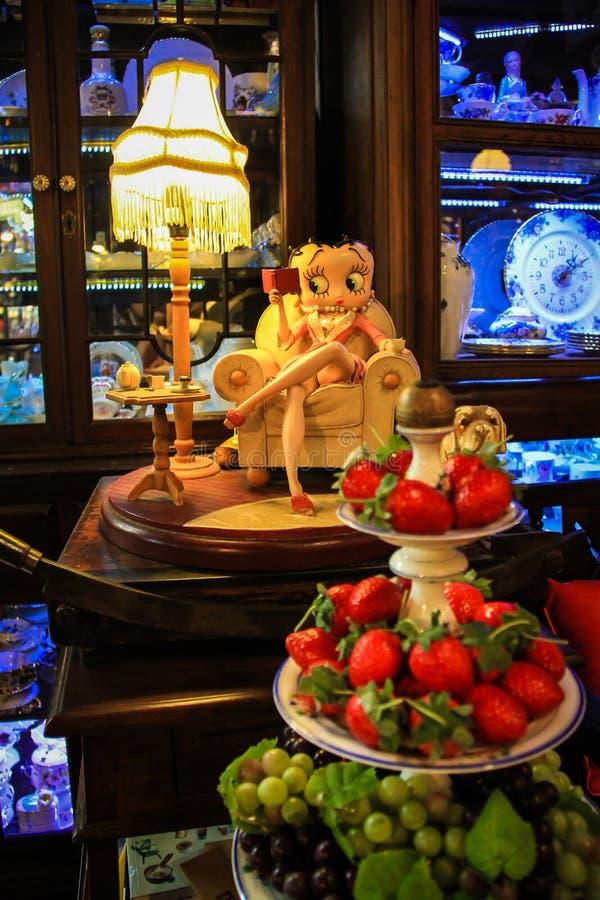 Banmai Chay Nam Resort stock afbeeldingen