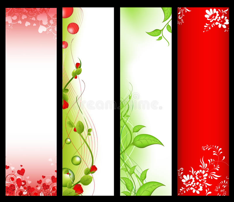 Banner vector illustration