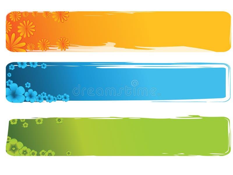 Banner vector illustratie