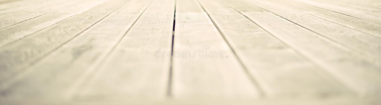 Banner Empty space on the desktop Old Natural Wooden Shabby Background. Banner Empty space on the desktop. Old Natural Wooden Shabby Background royalty free stock image
