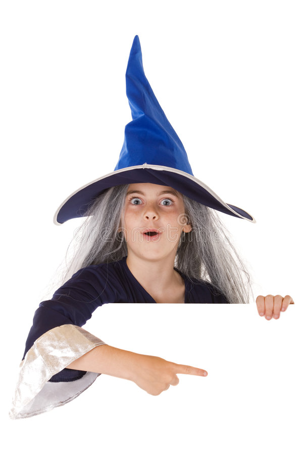 banner Halloween. obraz stock