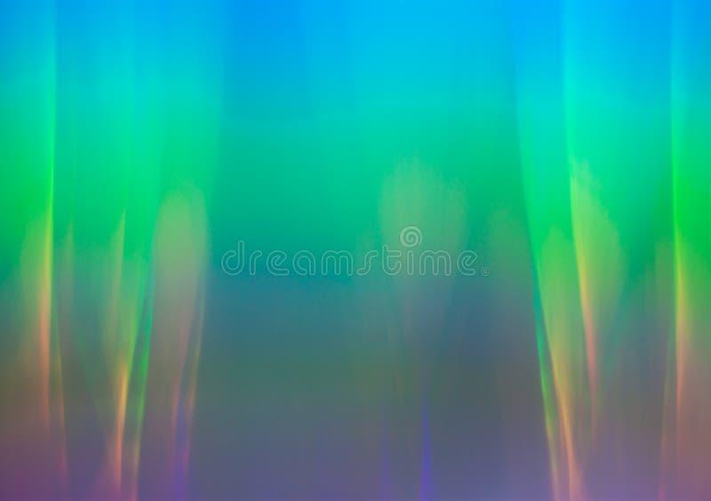 banner kolor krzywej oczek nie ilustracji tęczy white wektor zdjęcie royalty free