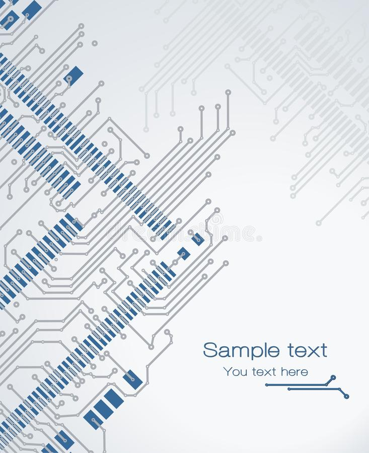 Banner Printed Circuit Board Stock Images