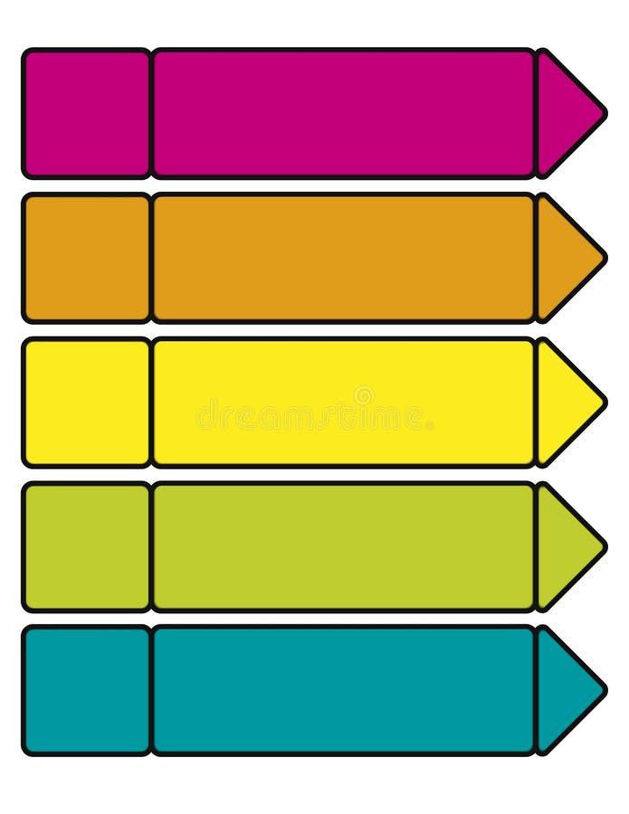 Download Banner set stock illustration. Image of collection, illustration - 32203433