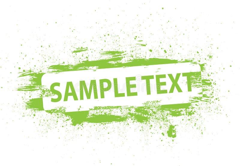 Download Banner smear stock vector. Image of illustration, background - 11719213