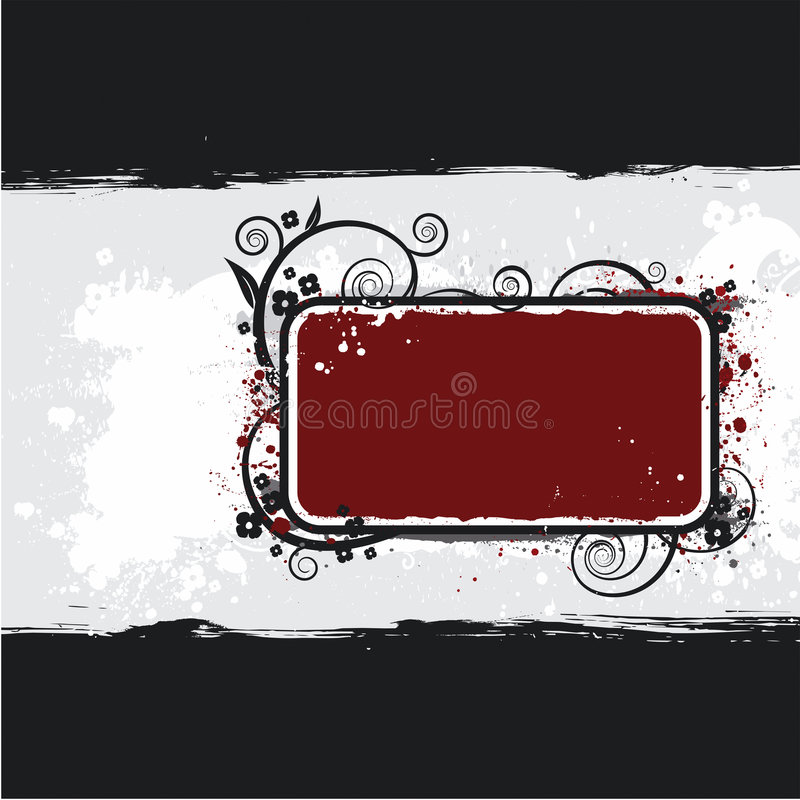 banner tła ilustracja ilustracji
