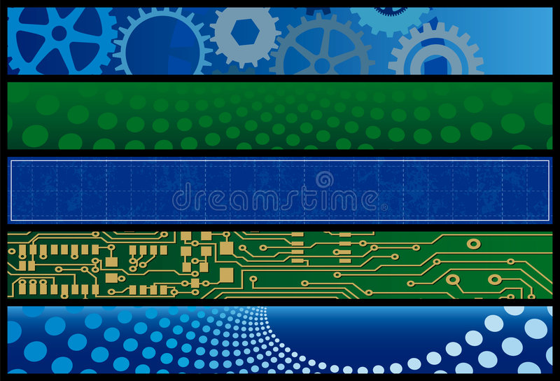 banner technologię sieci