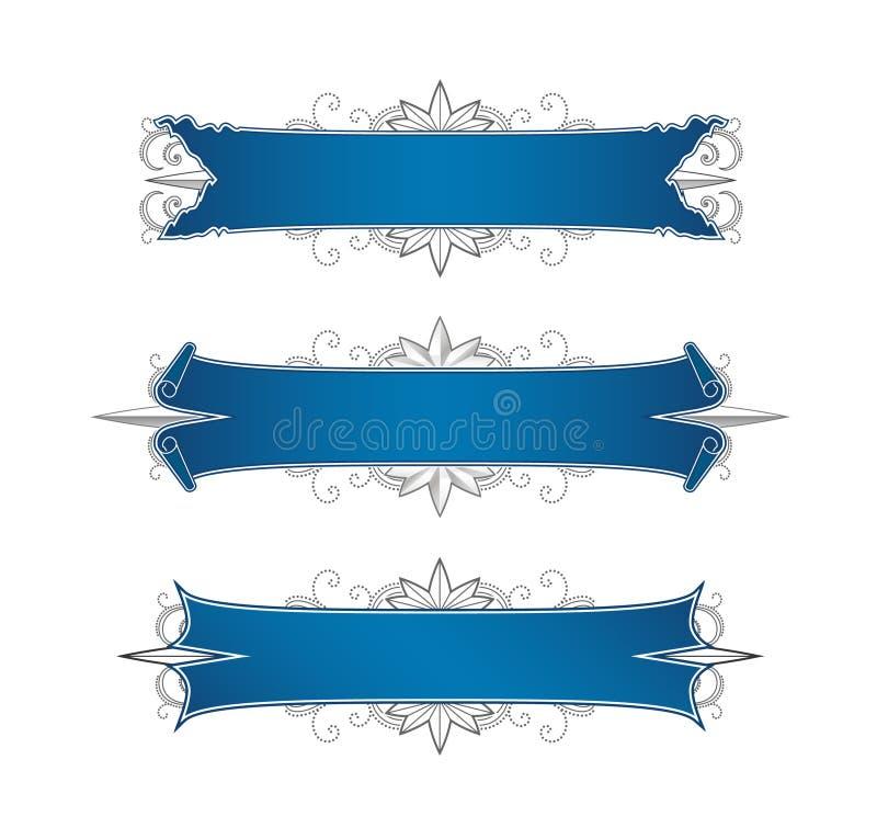 Banners vector illustratie