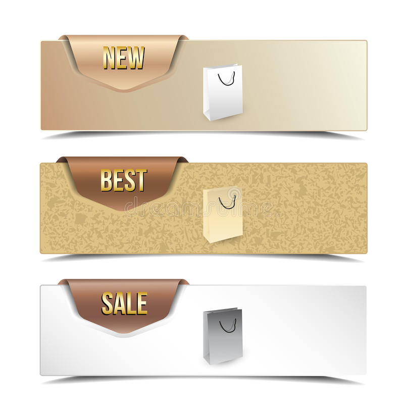 Banners Stock Photos
