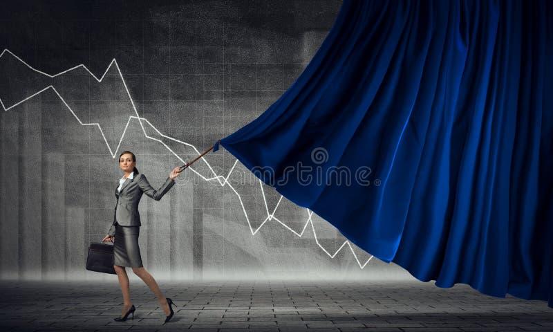 Download Bannière D'habillement Pour Le Texte Photo stock - Image du businesswoman, place: 77153572