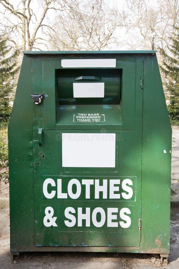 Banque d'habillement image libre de droits