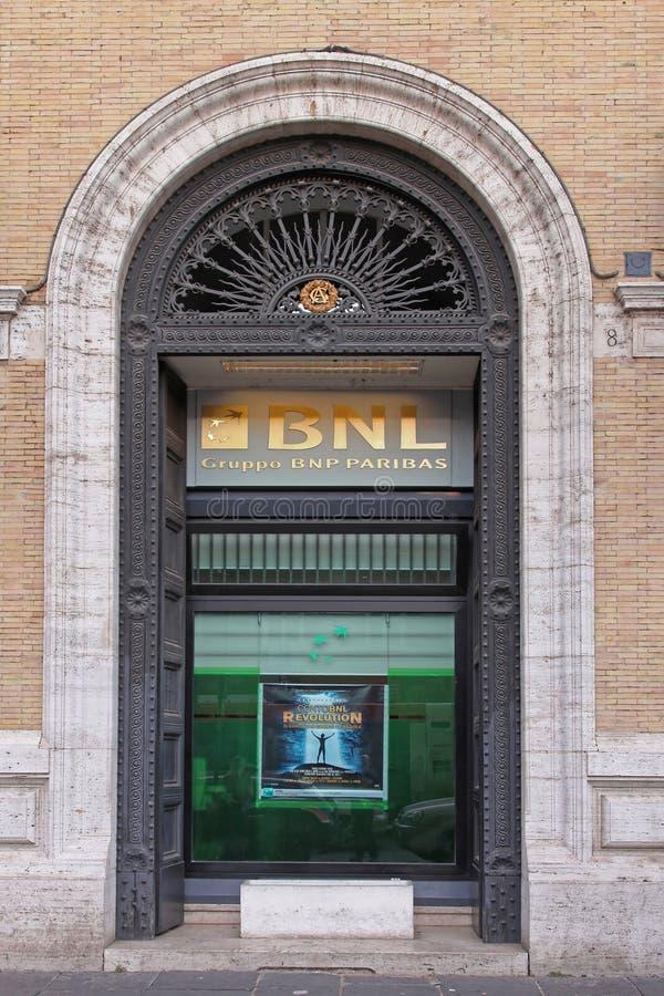 Banque de BNL photographie stock libre de droits
