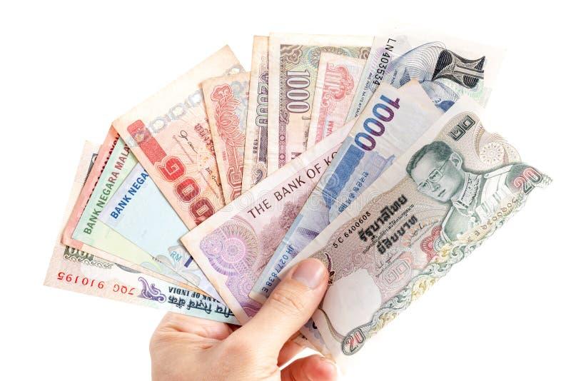 Banque de papier asiatique photographie stock