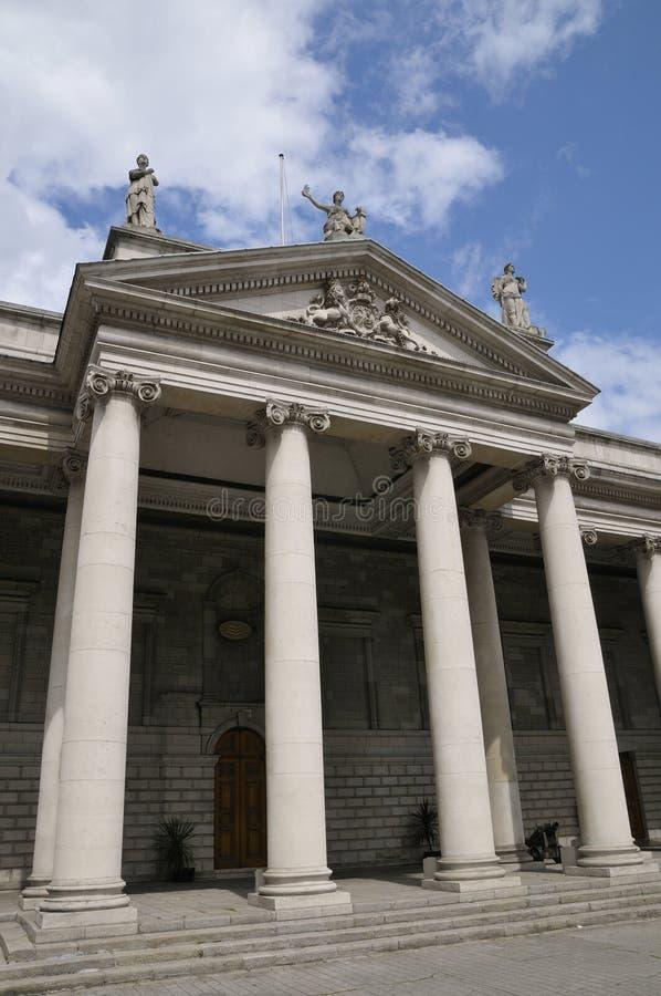 Banque fédérale irlandaise photo libre de droits