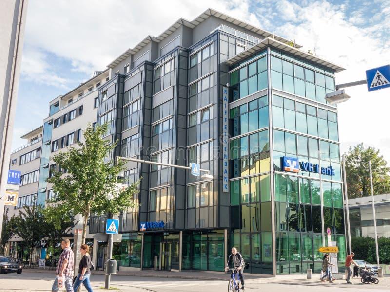 Banque Rosenheim de VR photographie stock libre de droits