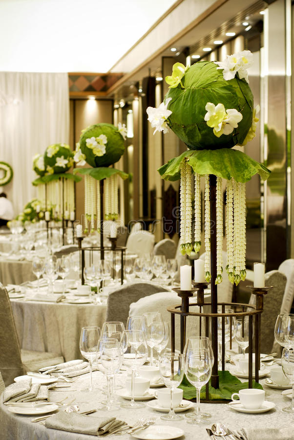 Free Banquet Decorate Stock Photo - 16405650