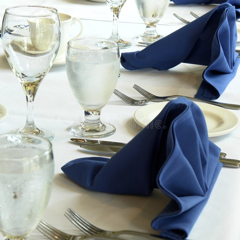 Free Banquet Table Royalty Free Stock Photos - 2648208