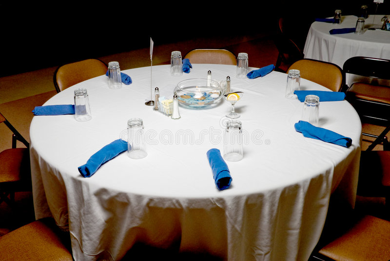 Download Banquet Table stock photo. Image of dinner, formal, banquet - 6582138