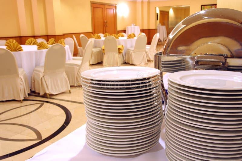 Banquete foto de stock