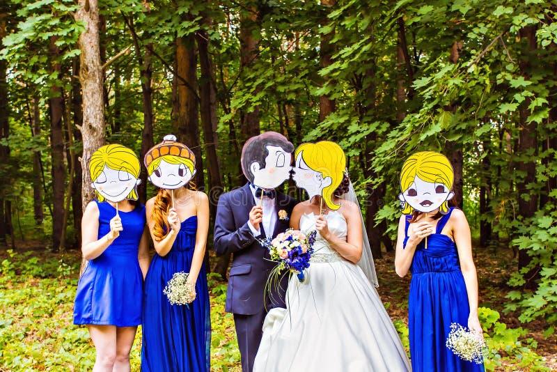 Banquete de boda foto de archivo