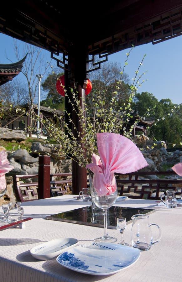 Banquete formal foto de stock