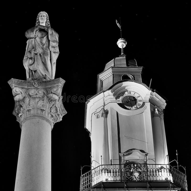 Banska Bystrica fotografie stock libere da diritti