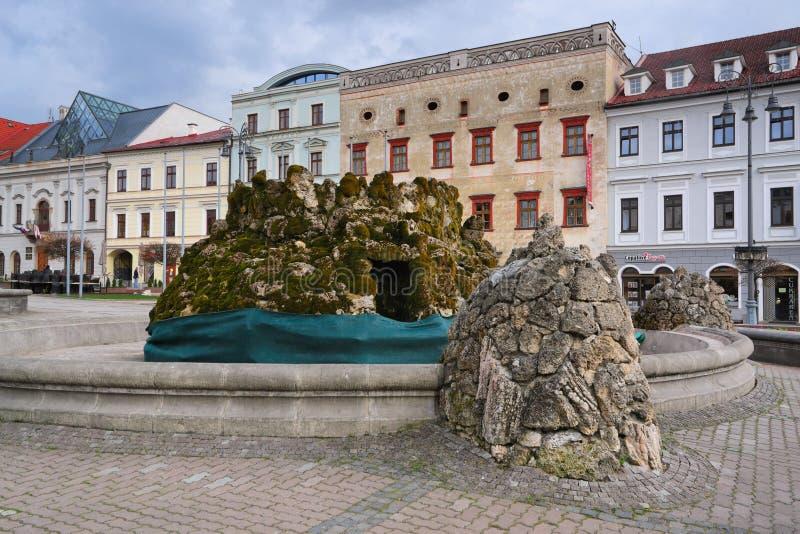 Banska Bystrica. stock photo