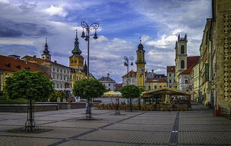 Banska Bystrica royalty free stock images