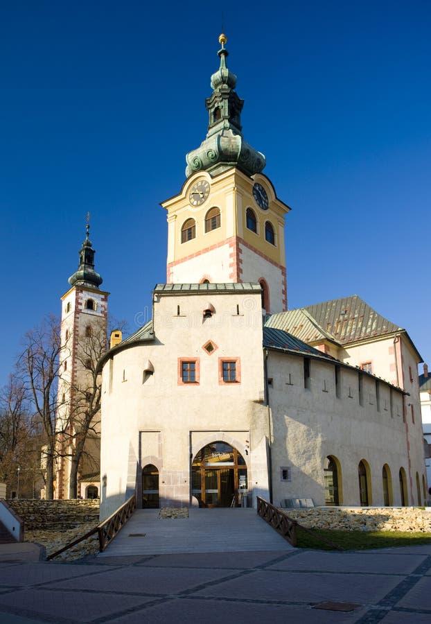 Banska Bystrica, Slovakia stock photos