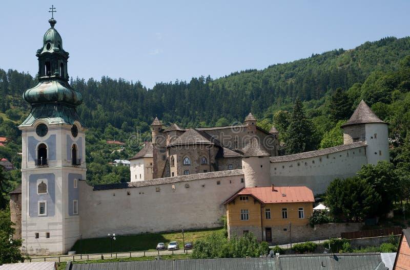 Banska Stiavnica, Slovakia imagens de stock royalty free