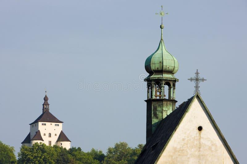 Banska Stiavnica, Slovaquie photo libre de droits