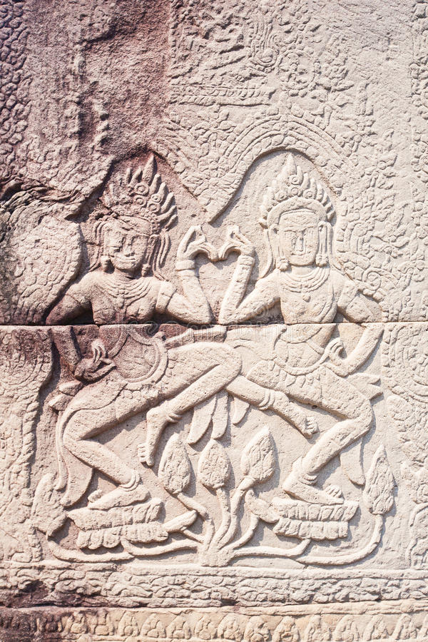 Free Banteay Kdei In Siem Reap ,Cambodia Stock Photography - 38535432