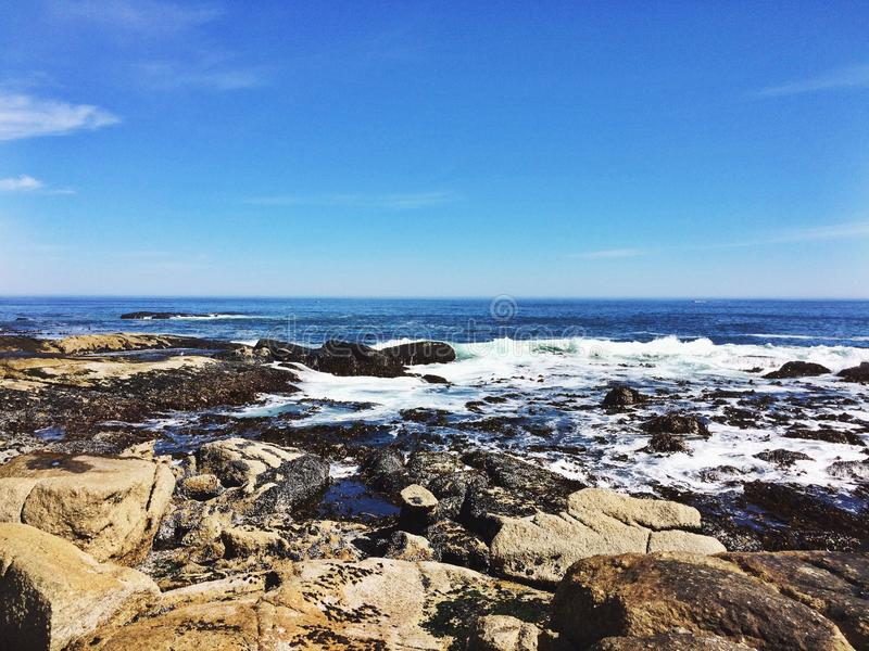 Bantry Bay, Cape Town royalty free stock photos