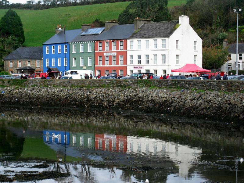 Bantry, Ierland royalty-vrije stock foto's