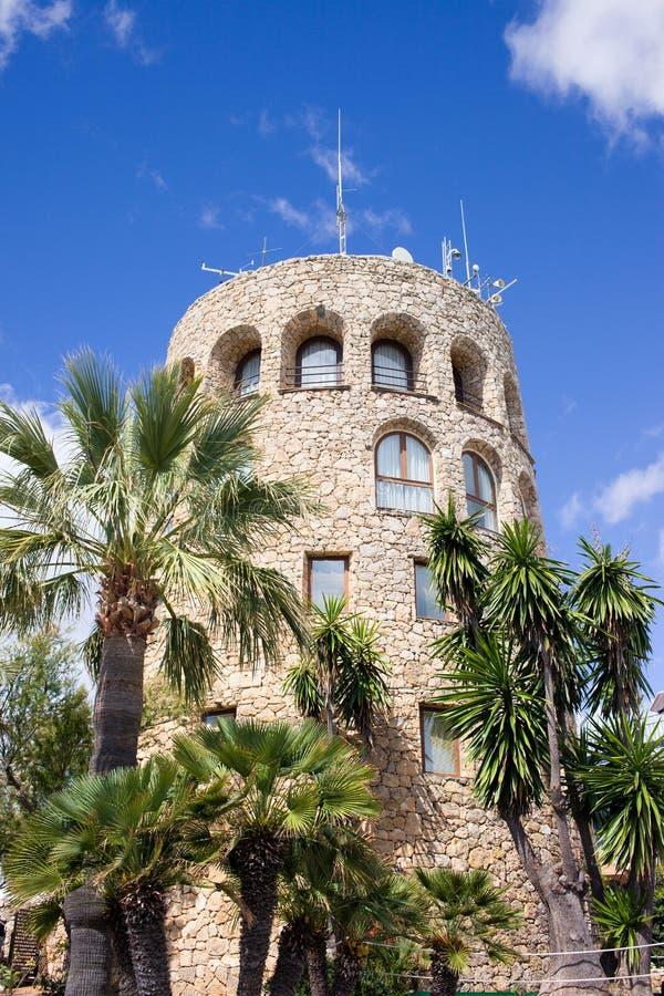 banus puerto wierza obrazy royalty free