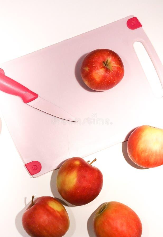 Baoard äpple arkivbilder