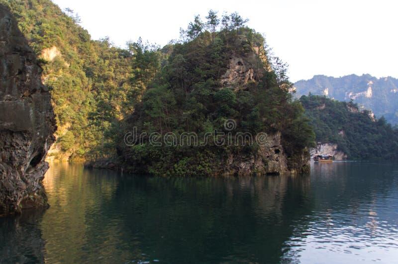 Baofengmeer in China royalty-vrije stock afbeelding