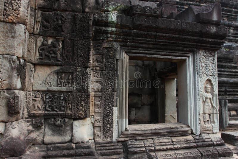 Baphuon, Angkor Thom στοκ εικόνα με δικαίωμα ελεύθερης χρήσης