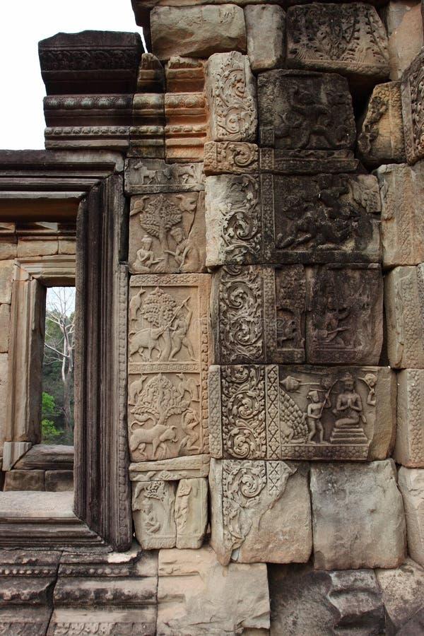 Baphuon, Angkor Thom στοκ φωτογραφία με δικαίωμα ελεύθερης χρήσης