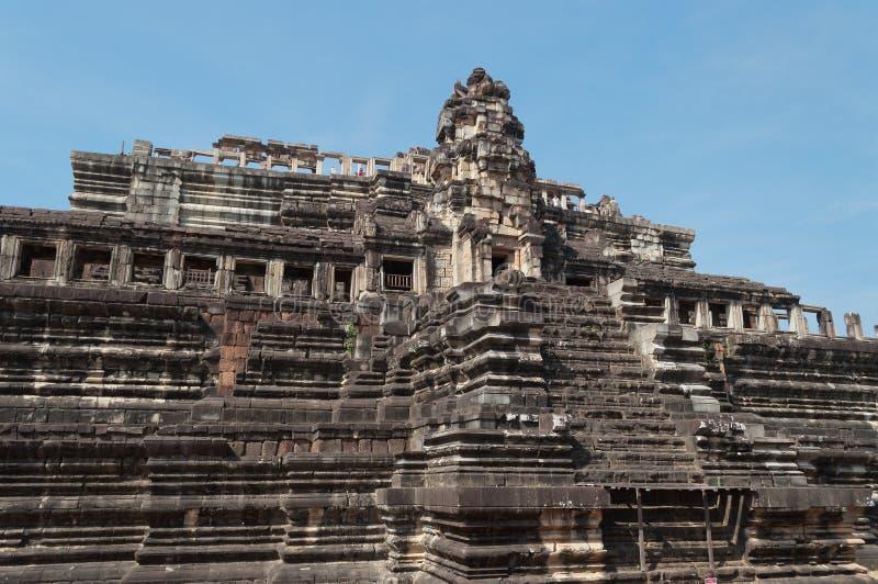 Baphuon tempel. Angkor Thom. Cambodja arkivfoto