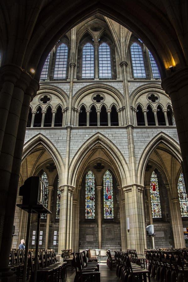 Baptist Cathedral Turo Cornwall au R-U images stock